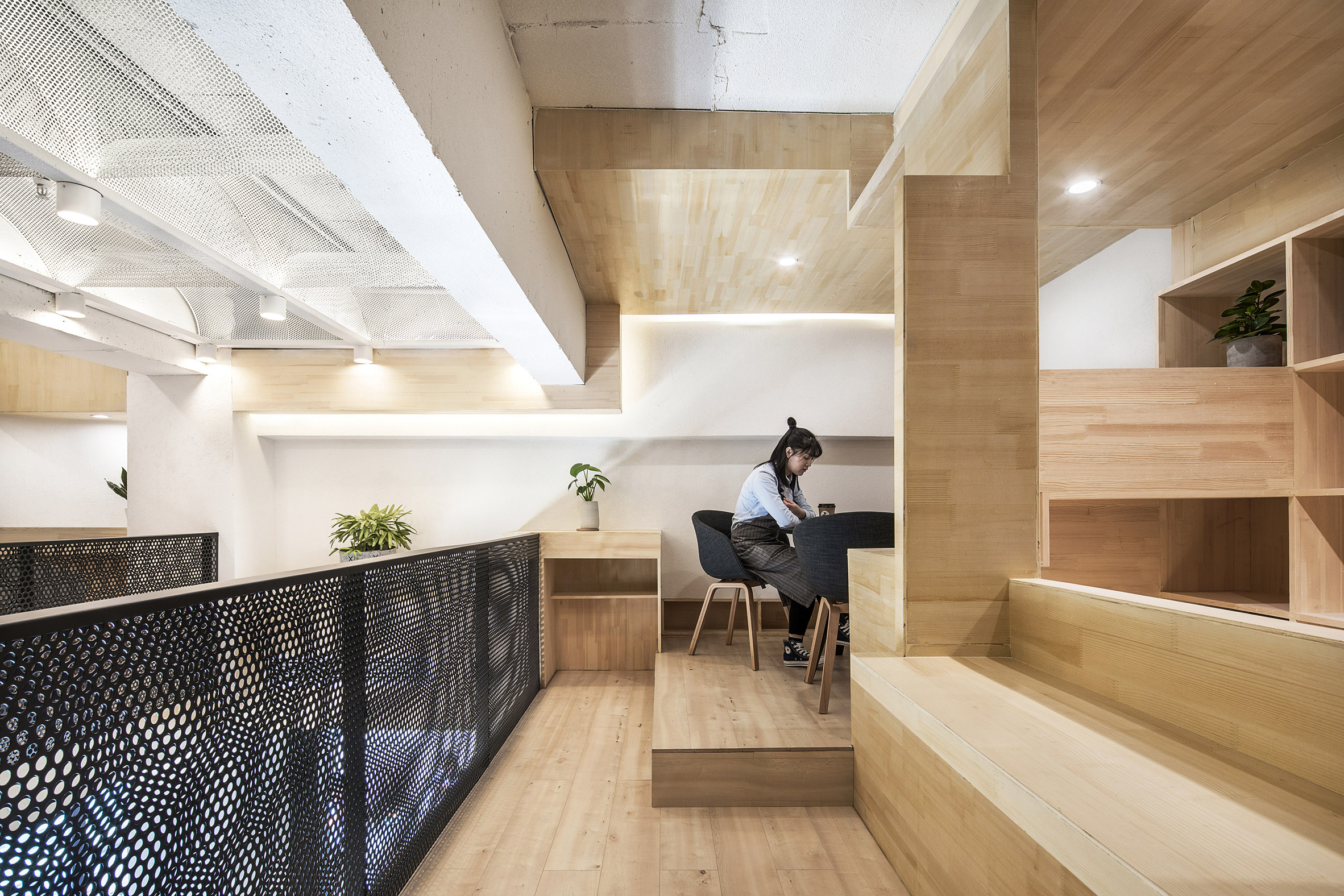 HAD Architects and EPOS design cafe Daodaocoffee