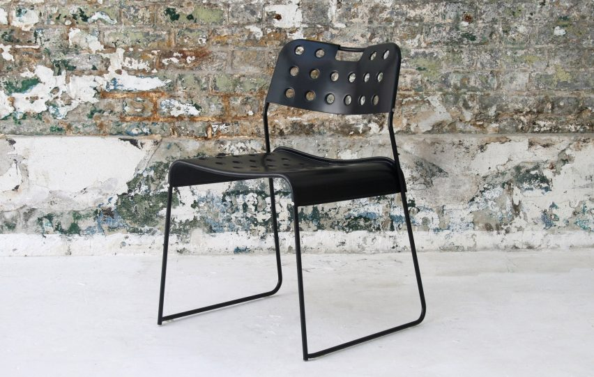 Omkstak chair by OMK 1965