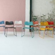 Competition: win a stackable Omkstak chair designed by Rodney Kinsman