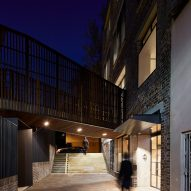 East Sydney Early Learning Centre by Andrew Burges Architects