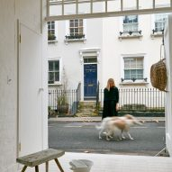 Jonathan Tuckey slots home and fashion boutique into Knightsbridge mews