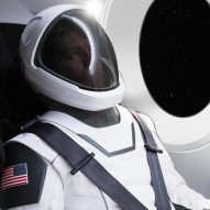 Elon Musk reveals first image of SpaceX suit for Mars travellers