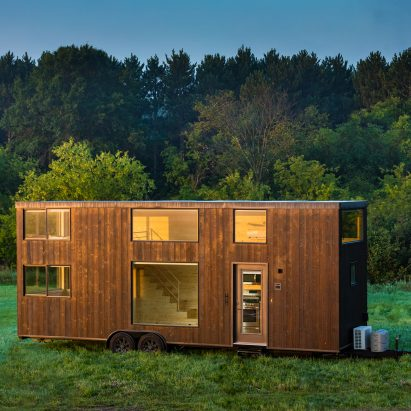 Micro homes design and architecture Dezeen