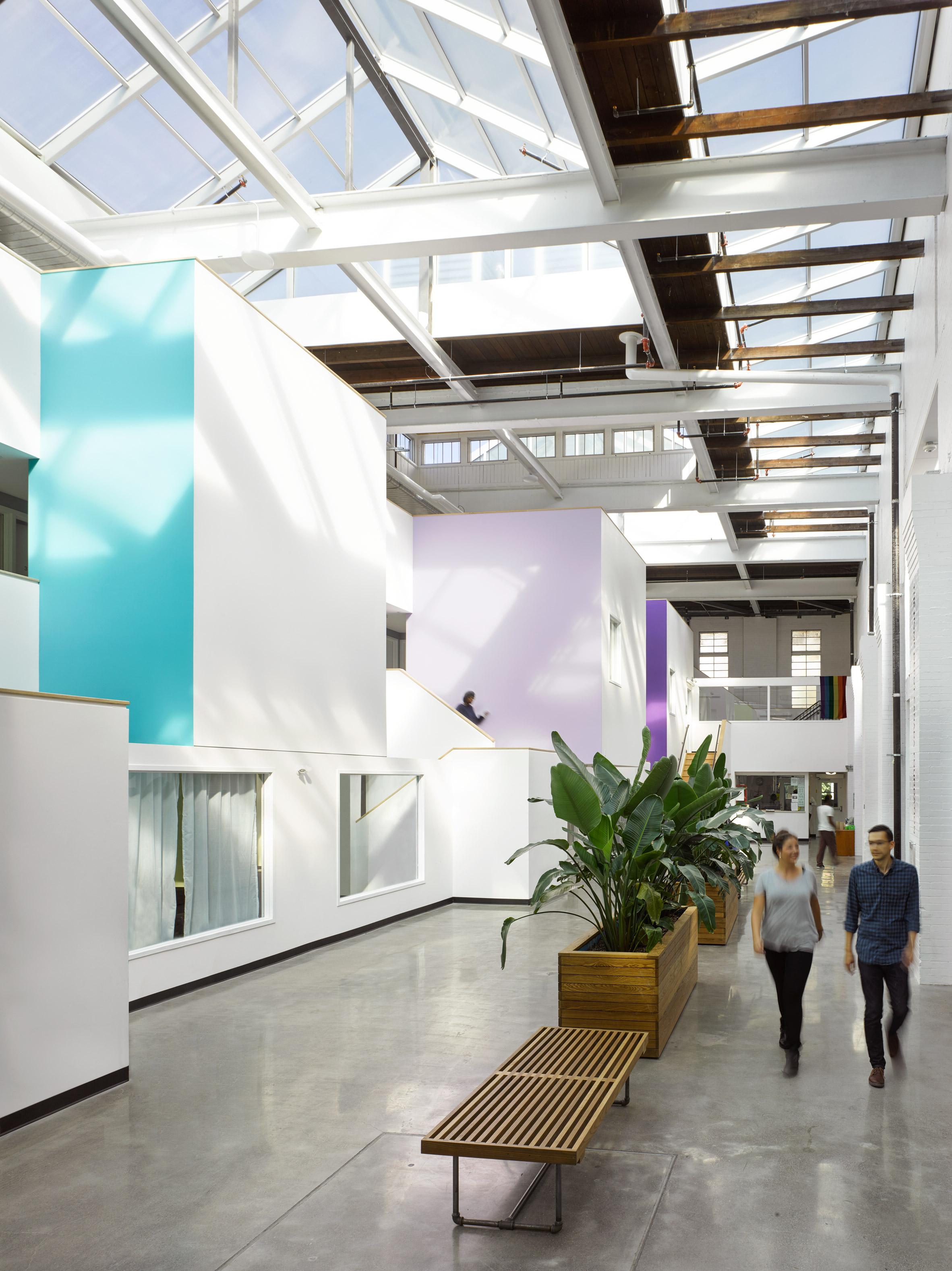 Eva's Phoenix by LGA Architectural Partners