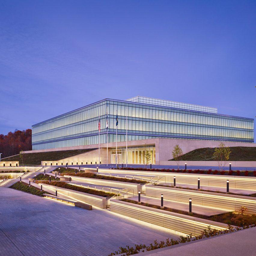 FBI Biometric Technology Center by SOM