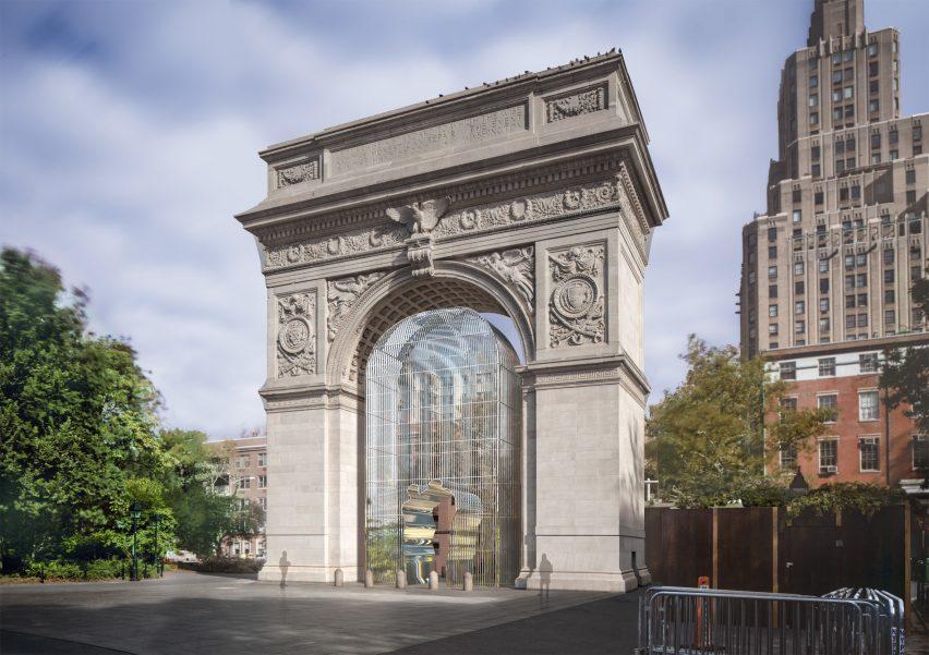 Good Fences Make Good Neighbors by Ai Weiwei