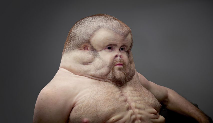 Graham by Patricia Piccinini