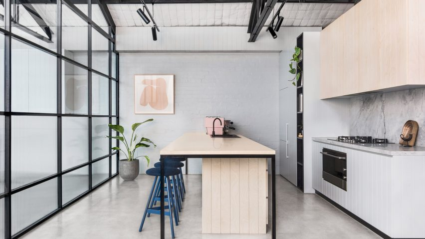 space furniture melbourne. Biasol Converts Art-deco Warehouse In Melbourne Into Space For Its Studio Furniture Melbourne F