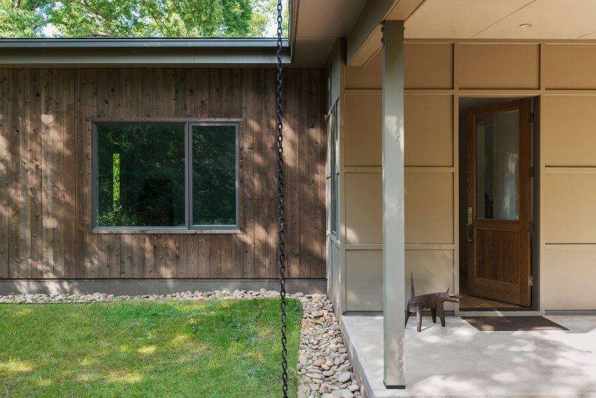 Hammock House by Samsel Architects