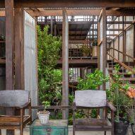 House in Chau Doc by Nishizawa Architects