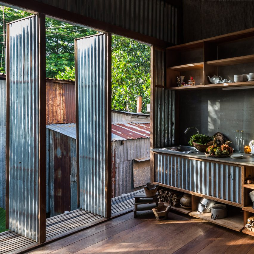 House in Chau Doc by Nishizawa Architects