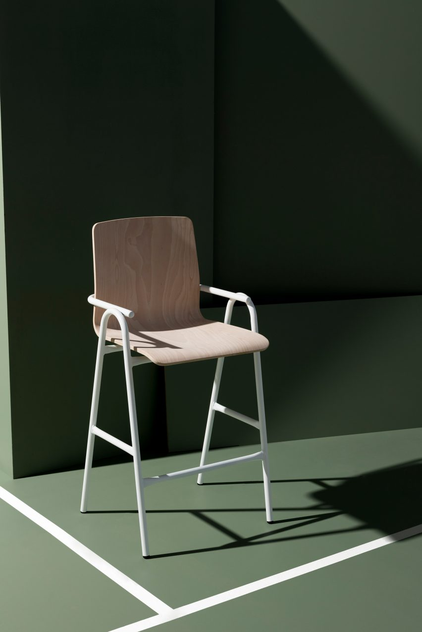 Dowel Jones Showed The Extended Hurdle And Sir Burly Range At The Local  Milan Exhibition Of Australian Design During Milan Design Week In April.