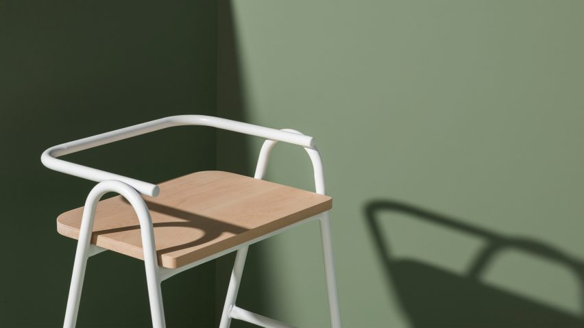 Dowel Jones Stretches And Tweaks Hurdle Chair Into Whole Seating Collection