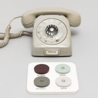 Copenhagen students design rotary phone that can literally dial up the internet