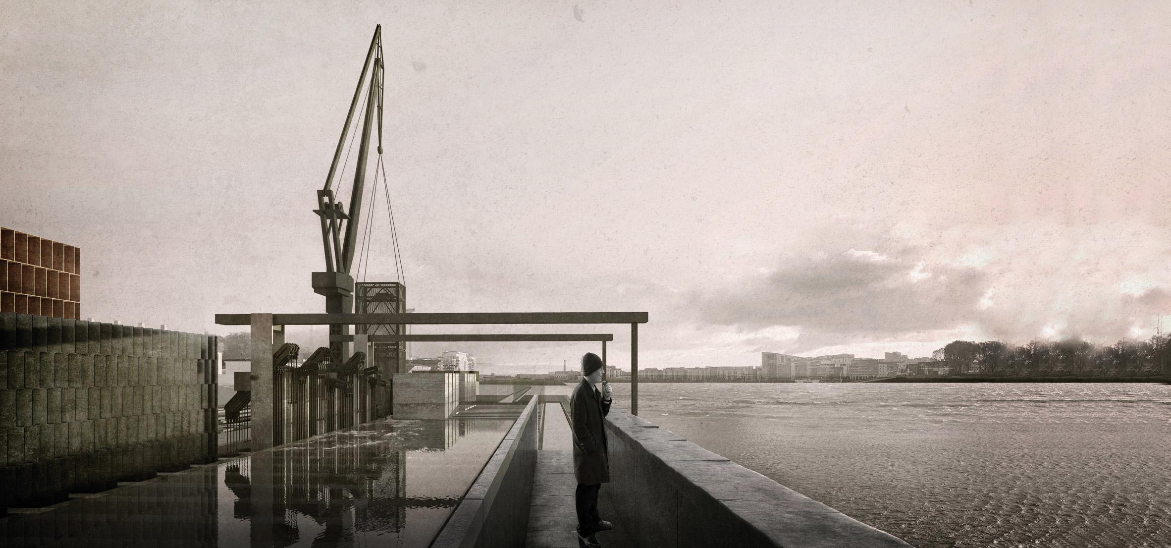 The Jewel of the Thames by RCA graduate Jiaji Shen