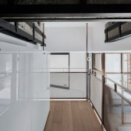 The Library Home, Shanghai, by Atelier TAO+C