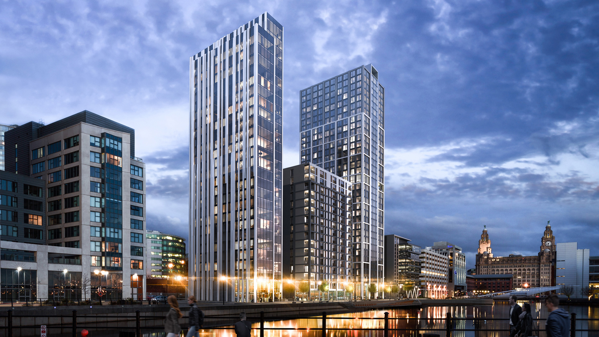Liverpool gives go-ahead for towers despite UNESCO warnings