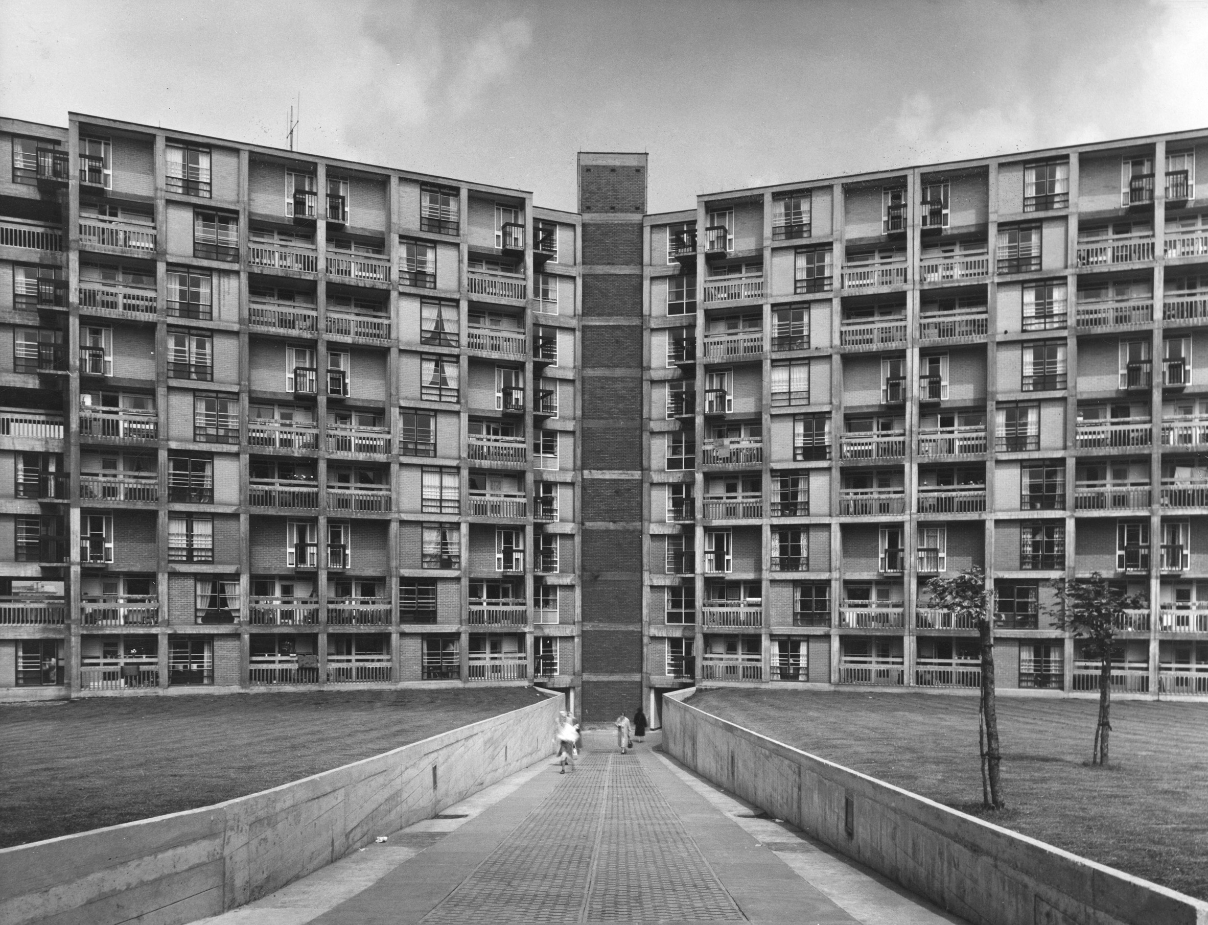 Post-war architecture shouldn't take the blame for political failures, says Owen Hopkins