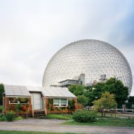 Jade Doskow's Lost Utopias photo series documents past World's Fairs sites