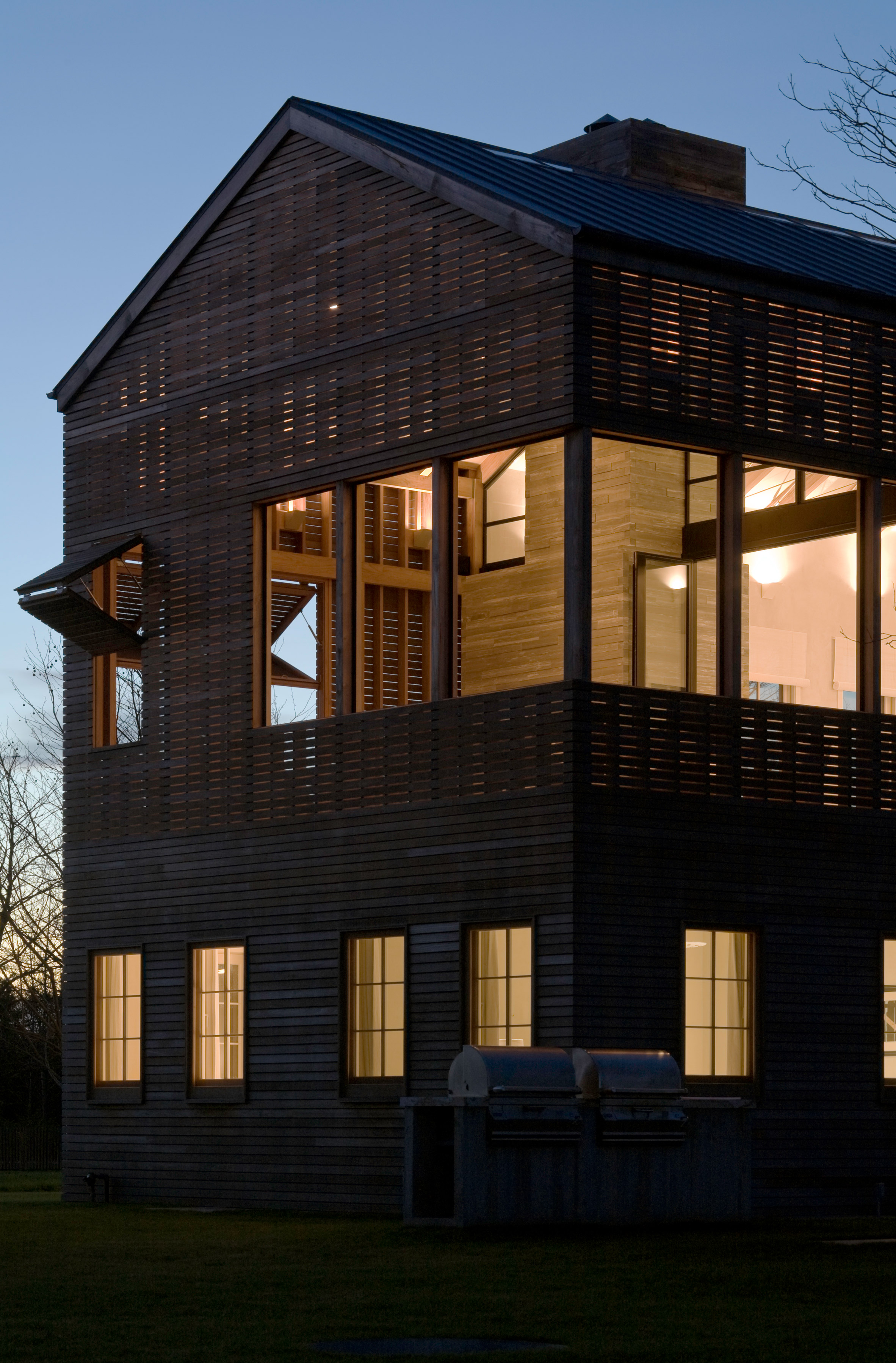 Louver House by Leroy Street Studio