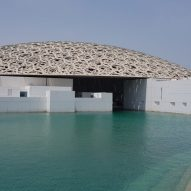 New photographs show Jean Nouvel's Louvre Abu Dhabi approaching completion