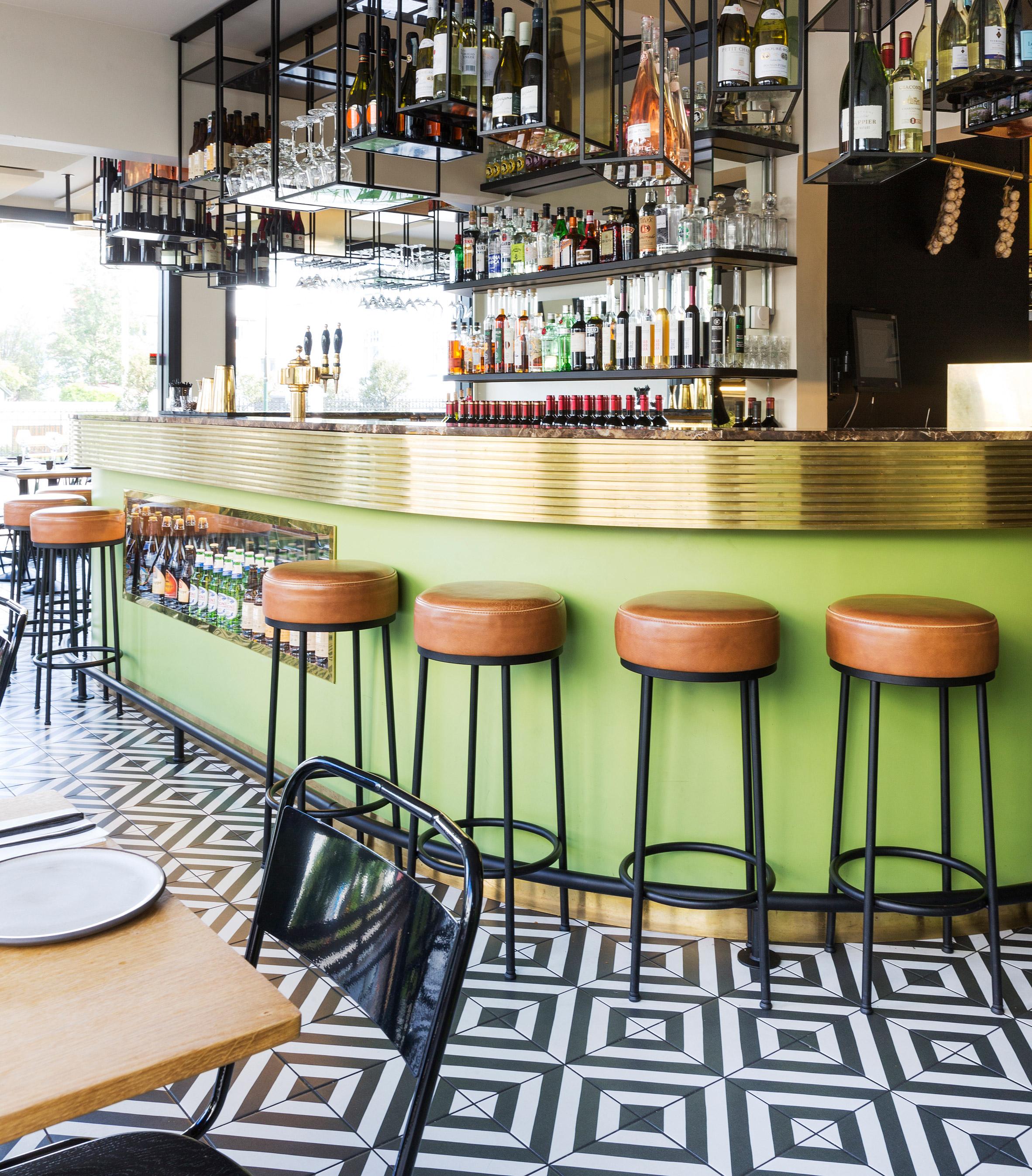 Mat Bar by Haf Studio