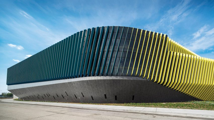 NEIU El Centro by JGMA