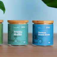 Netflix cannabis range features TV-themed packaging design
