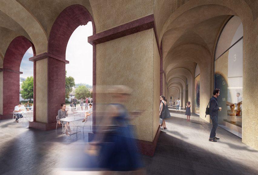 Open-source campus by Carlo Ratti Associati