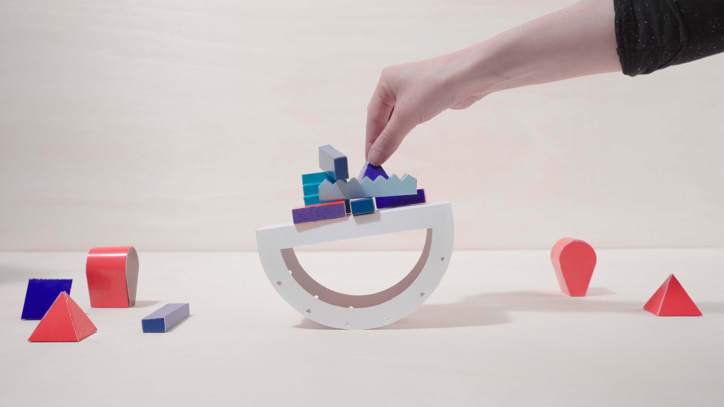 Papier Machine booklet features electronic toys that are made from its pages