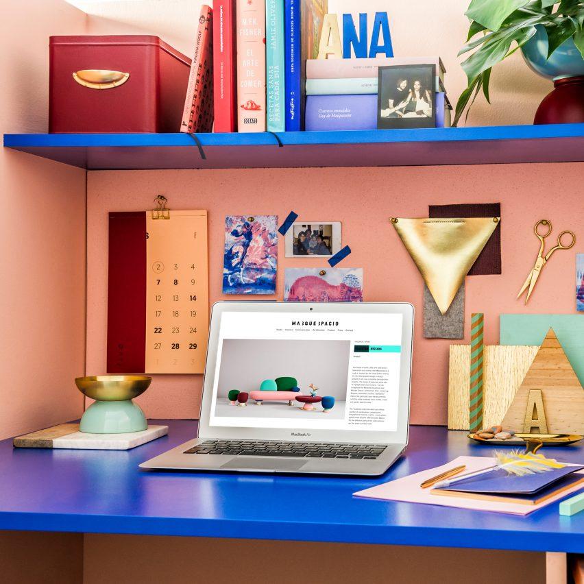 Masquespacio's studio space in Valencia