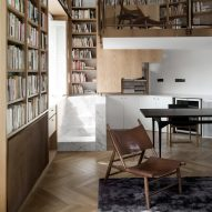 10 of the best home workspaces from Dezeen's Pinterest boards