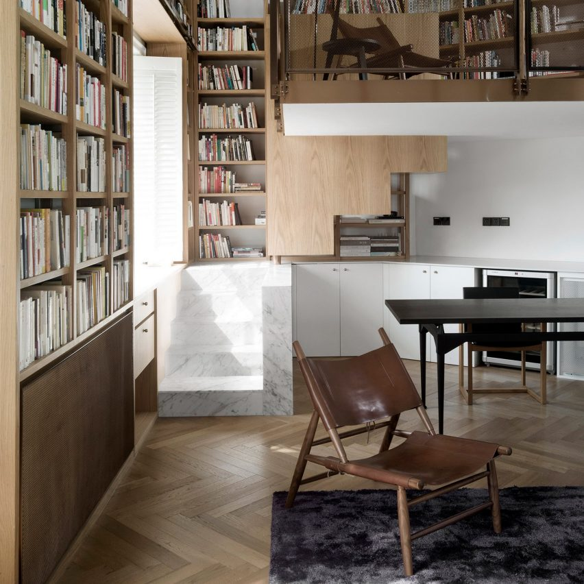 Dezeen Pinterest roundups: Home offices