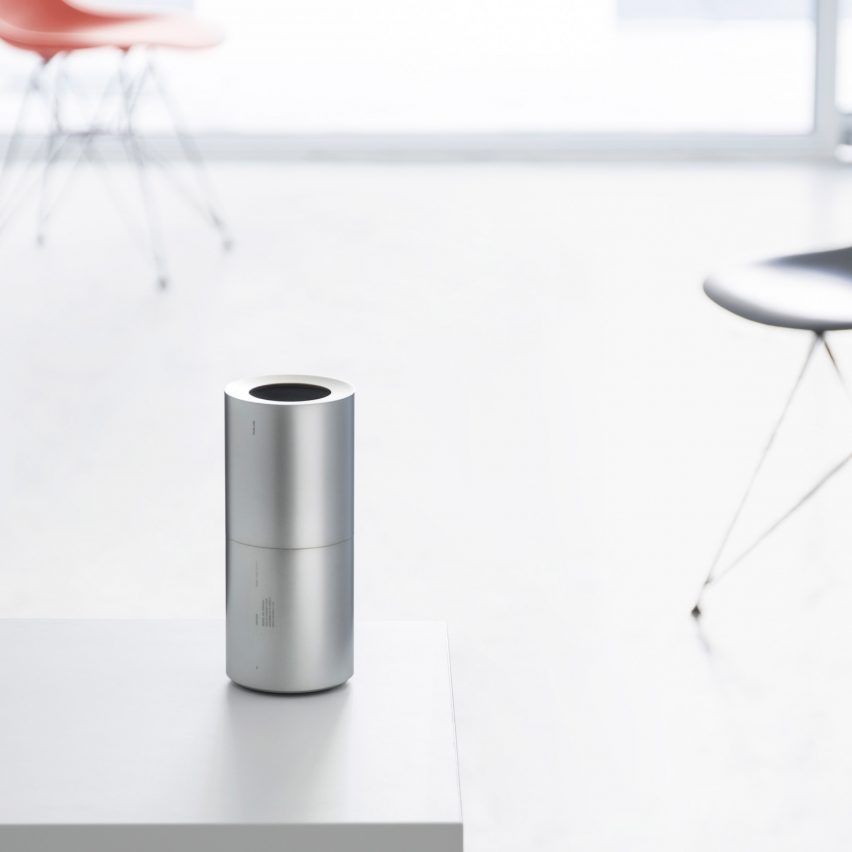 Smart aroma diffuser by Pium