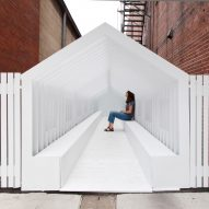 Snarkitecture and Formafantasma create street installations for Exhibit Columbus