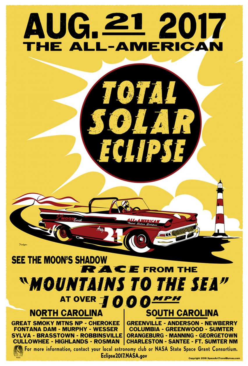 tyler nordgren designs retro posters to advertise today s