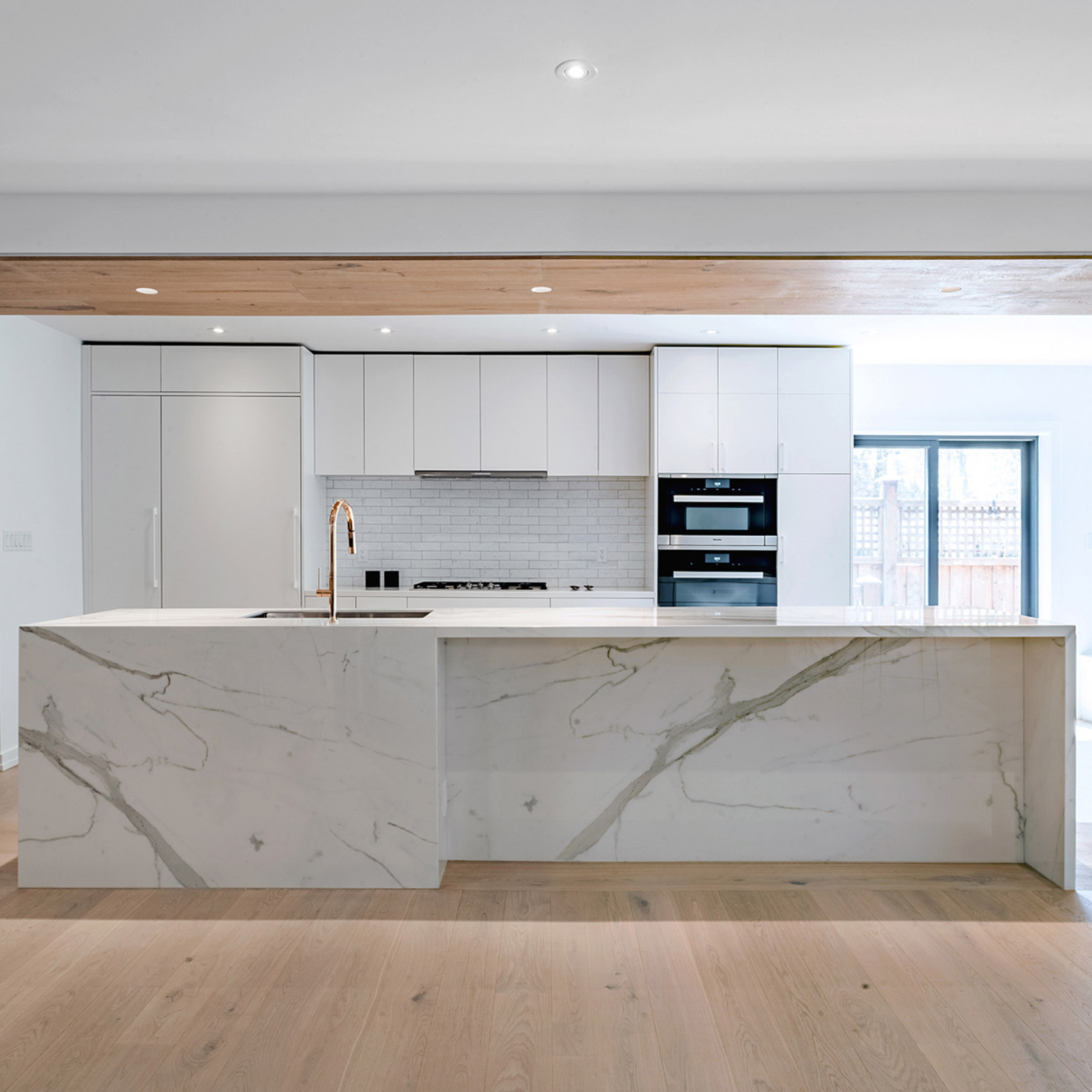 Studio AC Renovates Toronto Home To Mimic Owners Former New York Apartment