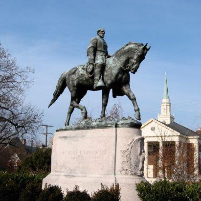 Robert E Lee statue, Charlottesville