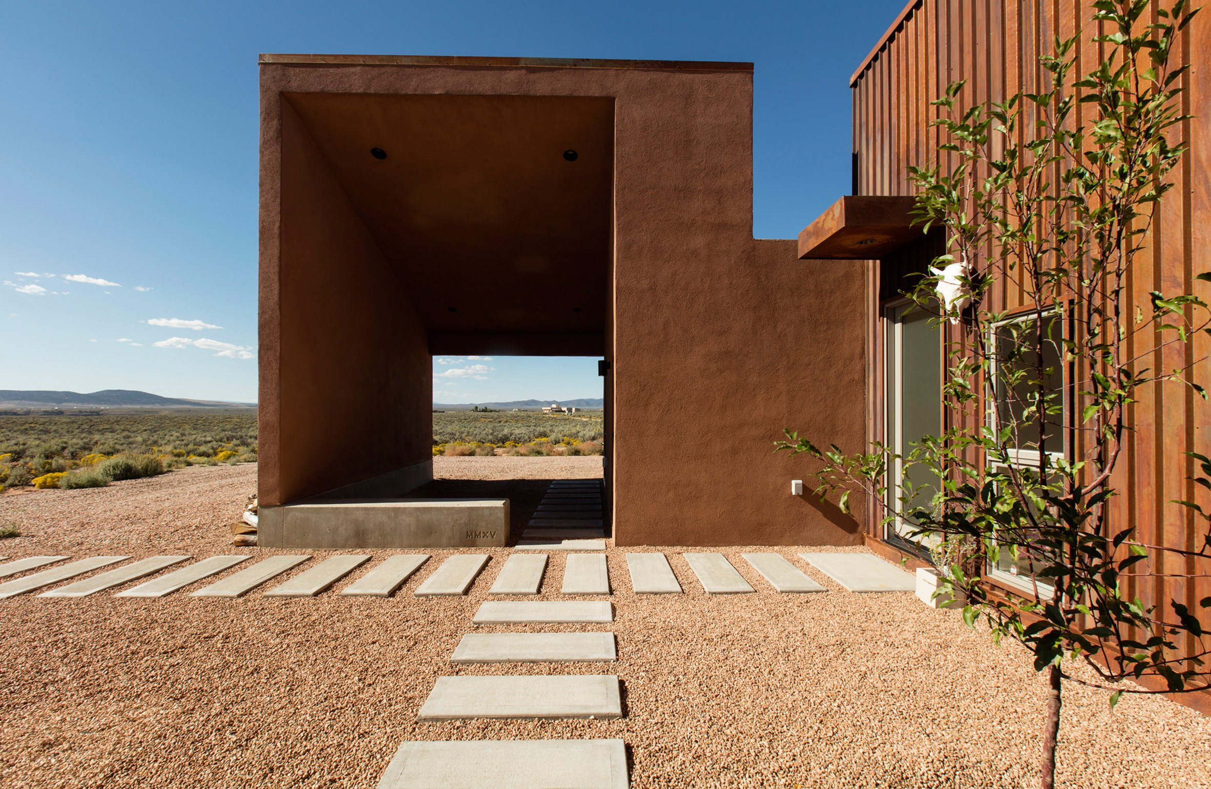 Rodin Residence by Molly Bell