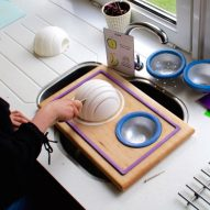 Safe Slice kitchenware aims to teach children about portion control