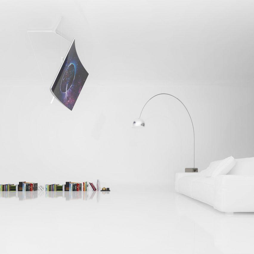 Optical Suspension by Marcelo Dantas