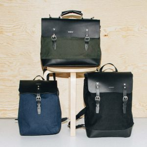 2f3bc91f Competition: win a canvas and leather Sandqvist backpack