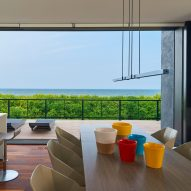 Sea Del House by Robert Gurney Architect