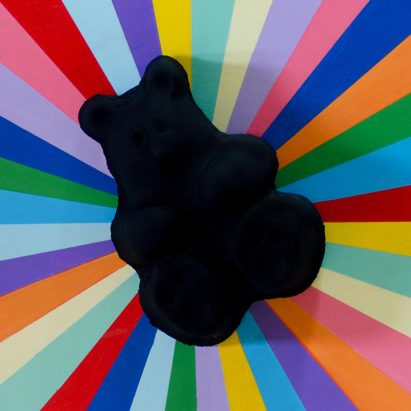 Nanolab's Singularity Black paint is almost as dark as Anish Kapoor's Vantablack