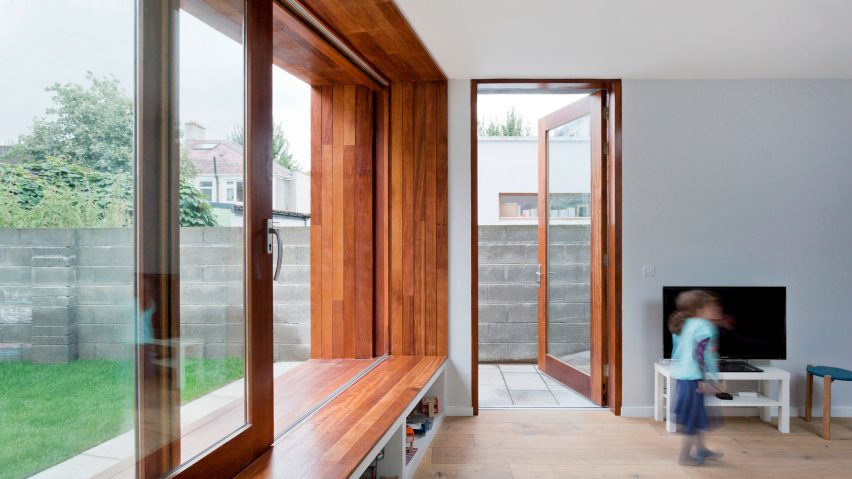 Local studio Architectural Farm renovates 1920s property in Dublin
