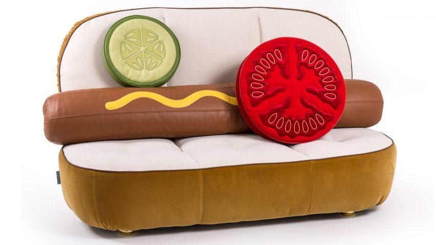 Studio Job Designs Furniture Shaped Like Fast Food For Seletti