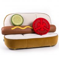 Studio Job designs furniture shaped like fast food for Seletti