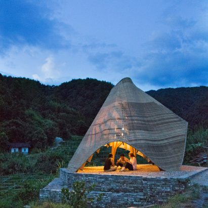 University of Hong Kong students build Sun Room for farmers of China's Peitian village