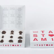 Salvatore Spataro's Tastami chocolates are edible versions of traditional Sicilian tools