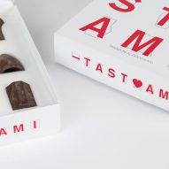 Salvatore Spataro's Tastami chocolates are edible versions of traditional Sicilian tools
